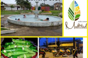 Rescatando costumbres y tradiciones de la Parroquia Multitud-Carnaval 2020